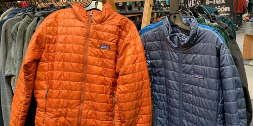 Patagonia Men's & Women's Jackets Just $138.99 Shipped (Regularly $200)