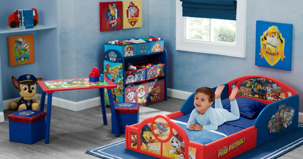 Delta Toddler 5 Piece Bedroom Sets Just 89 Shipped At Walmart
