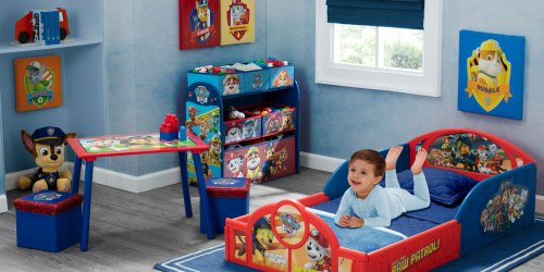 Delta Toddler 5-Piece Bedroom Sets Just $89 Shipped at Walmart | Mickey, Frozen, Paw Patrol & More