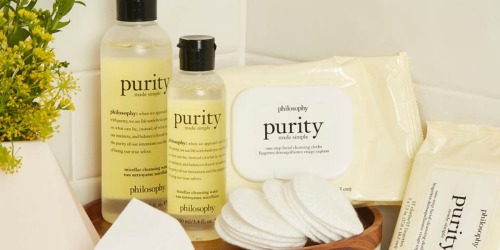 Buy One, Get One Free Select Philosophy Products