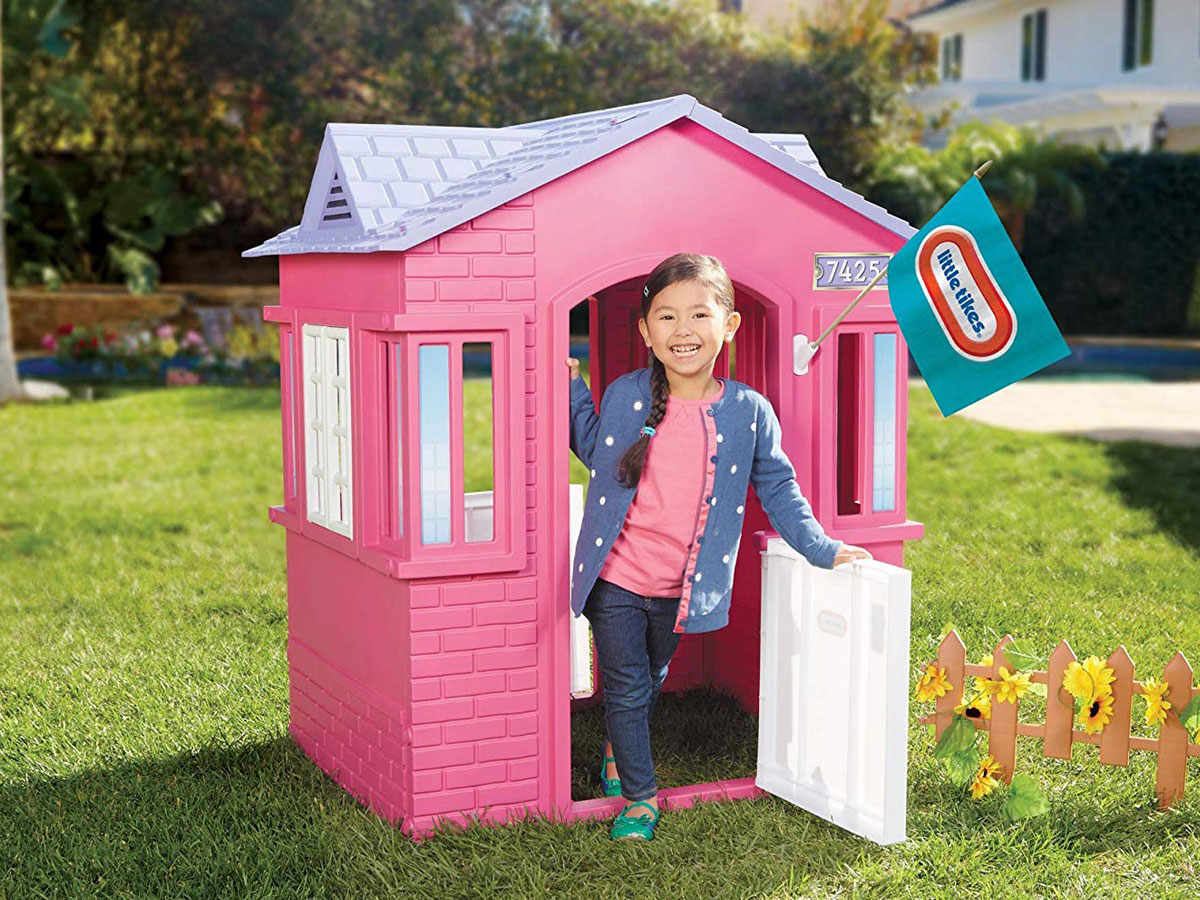 Little Tikes Cottage Playhouse Only 78 98 Shipped At