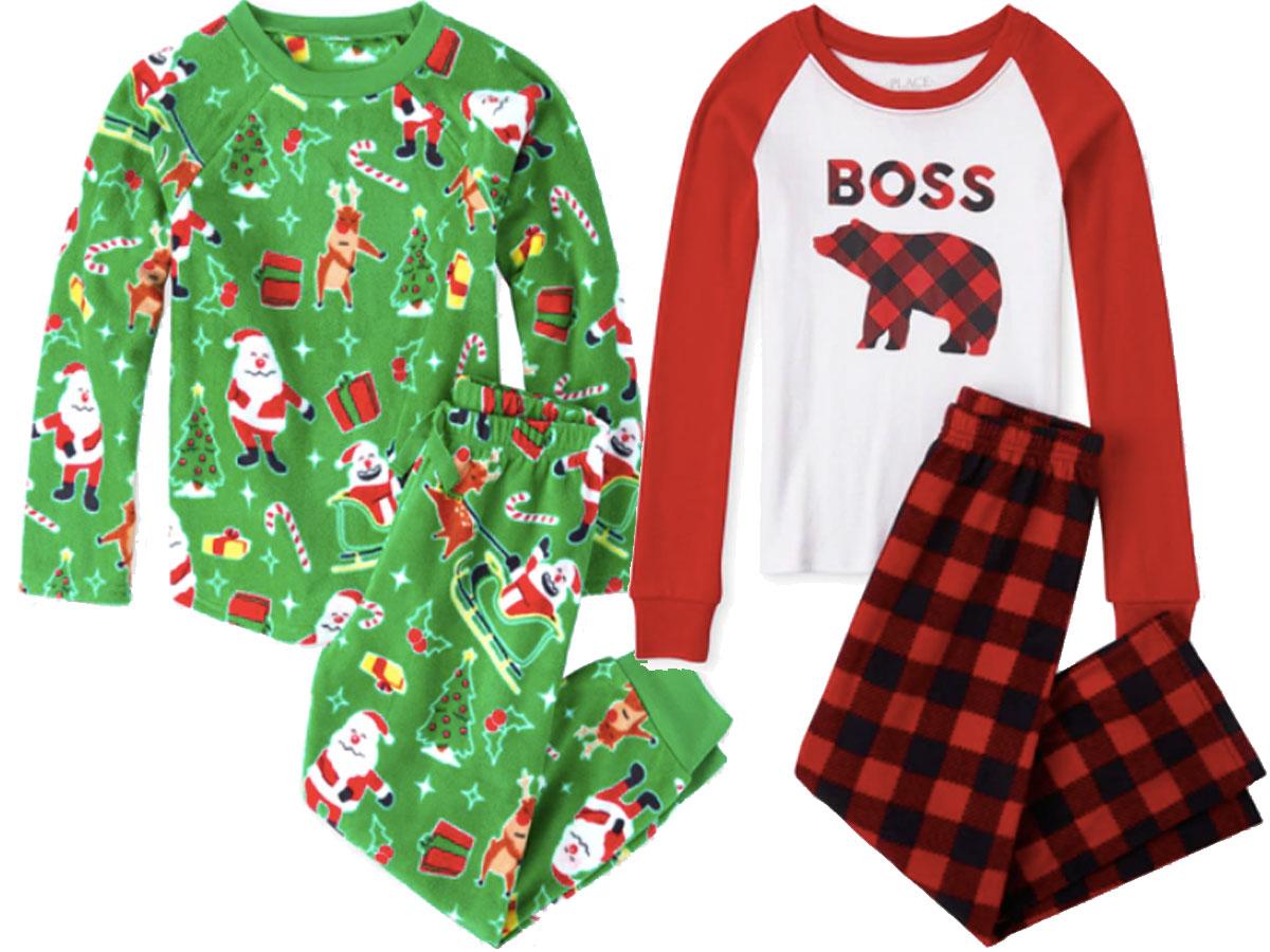 tcp holiday pajamas