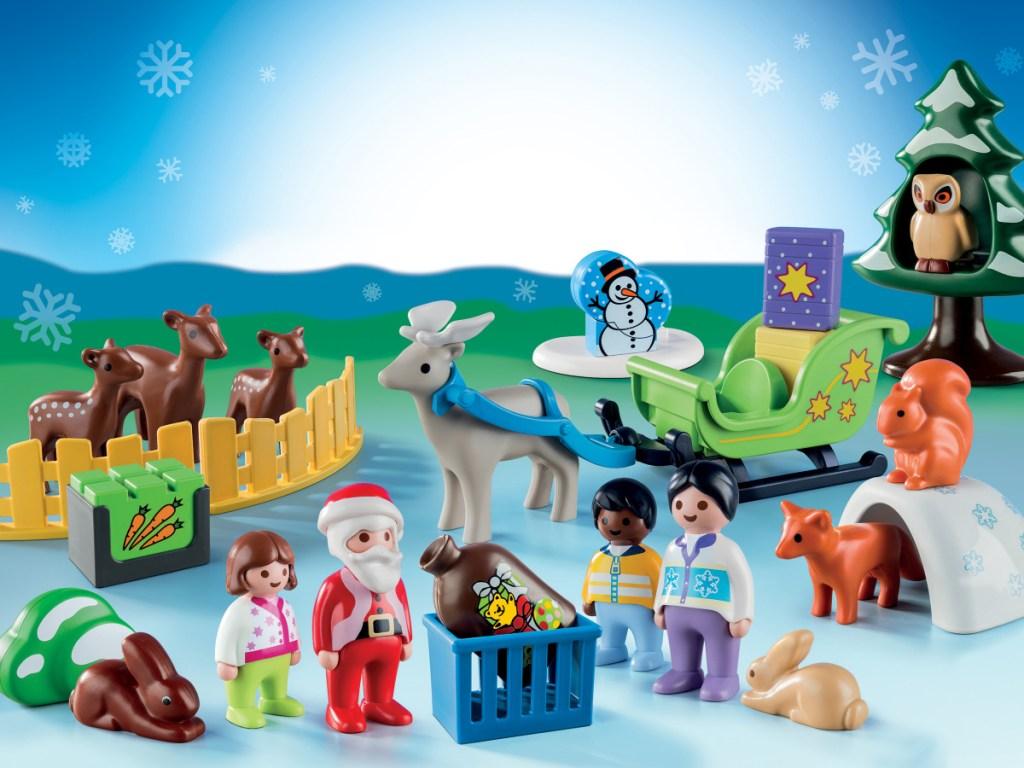 playmobil-forest-advent-calendar
