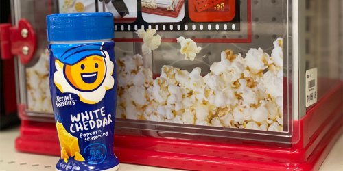 FREE $5 Movie Concession Certificate w/ Purchase of Kernel Seasonings Products