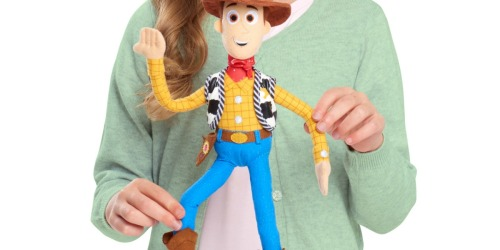 Disney Pixar Toy Story 4 Bendable Plush Dolls Just $4.97 at Walmart.com (Regularly $15)