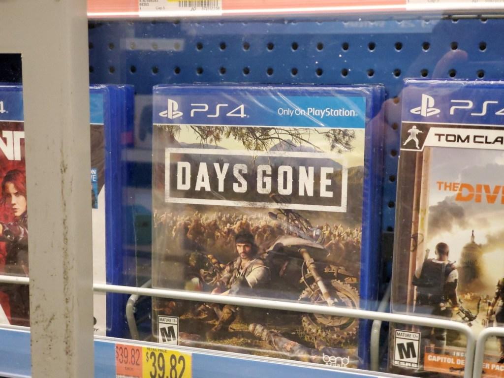 Gone-Sony-PlayStation-4