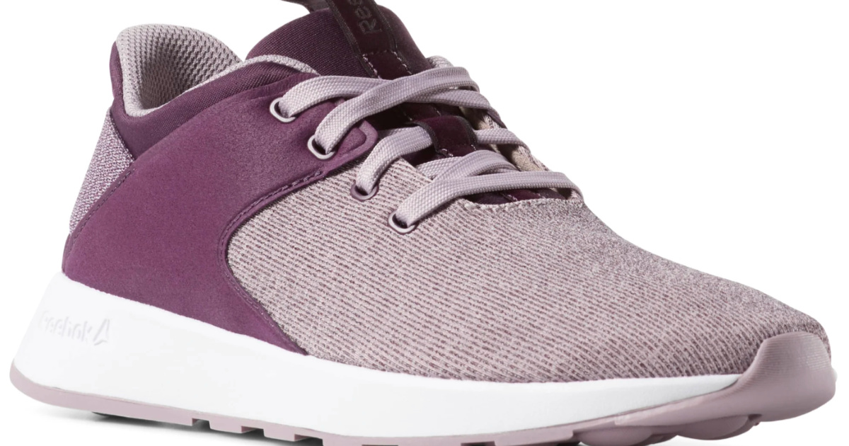 reebok Women's Ever Road DMB Shoes in Urban Violet Lilac Fog