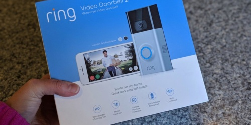 Ring Video Doorbell 2 + Echo Show 5 ONLY $139 Shipped (Regularly $290)
