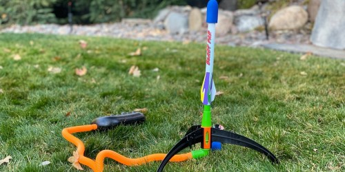 This Rocket Launcher Toy Takes Christmas to New Heights