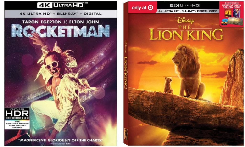 rocketman and the lion king