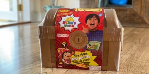 $25 Off Toys & Games Coupon at Target | Nice Savings on Ryan's World, Disney Frozen 2 & More