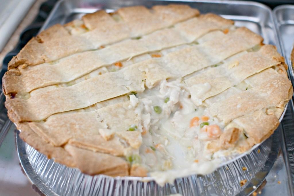 sam's Club Chicken Pot Pie