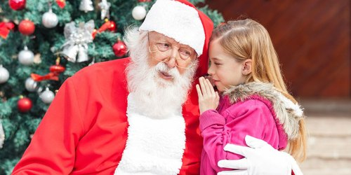 FREE Santa Picture + Disney Frozen 2 or Star Wars Gift at Kohl's | 1PM – 3PM Only