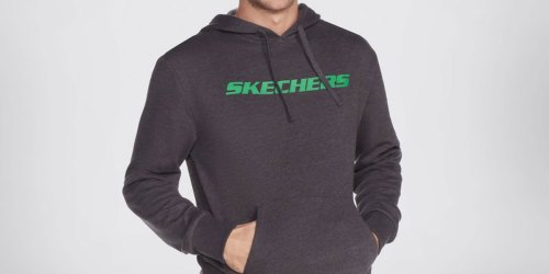 Skechers Men's Hoodie Just $13.94 Shipped (Regularly $43)