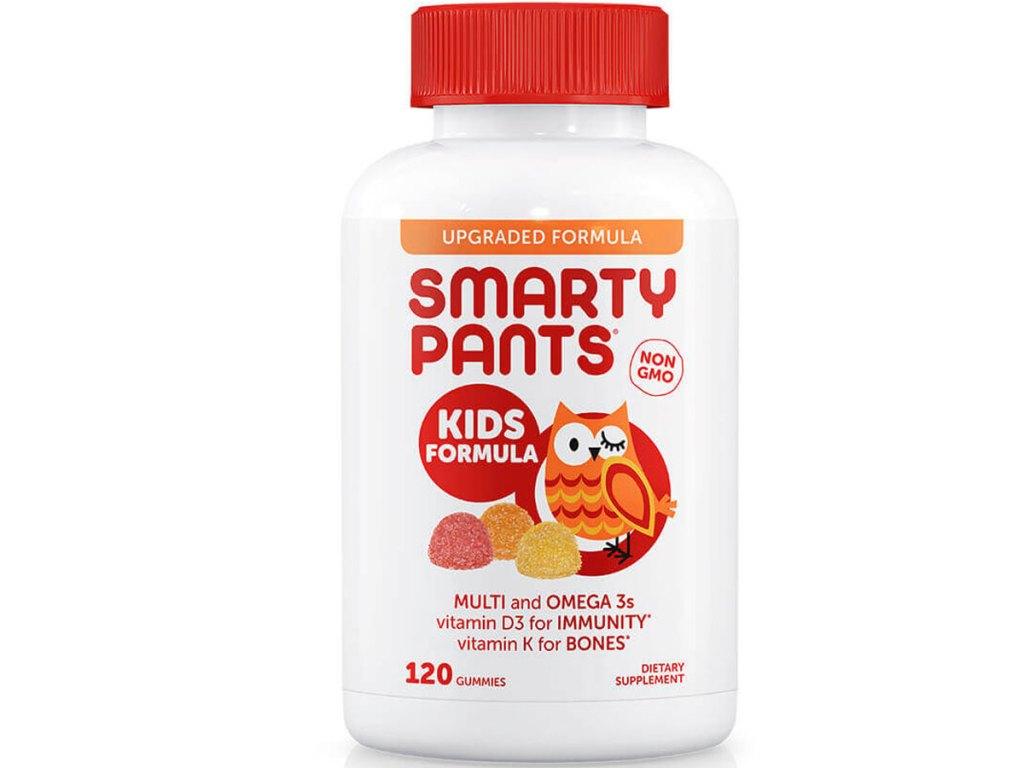 smarty pants kids formula vitamins 120 count bottle