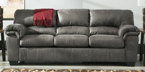 Signature Design by Ashley Sofa & Love Seat as Low as $454 Each Delivered (Regularly $1,100+)
