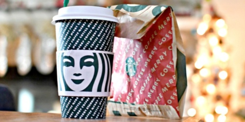 Starbucks Happy Hour is December 12th: BOGO Free Handcrafted Drinks from 2PM-7PM