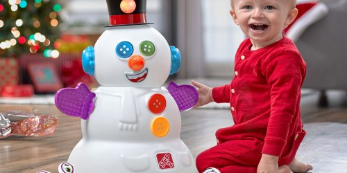 Step2 My First Snowman Just $22.99 at Walmart (Regularly $33) | Build a Snowman w/ 15 Accessories