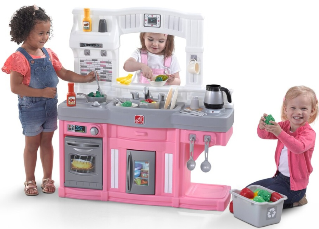 Up to 35% Off Step2 Kitchen Sets + Earn Kohl\'s Cash - Hip2Save