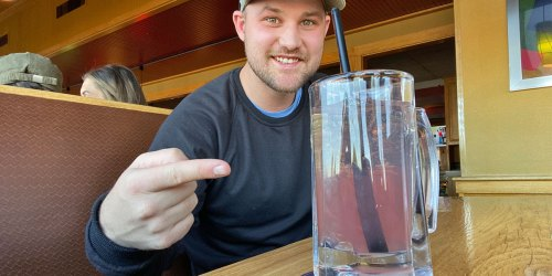 Applebee's Vodka Cranberry Lemonade Only $1 ALL November Long