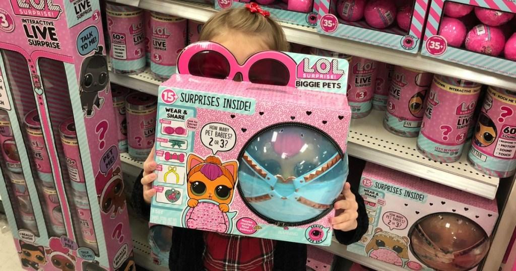 l.o.l. surprise! biggie pets at target