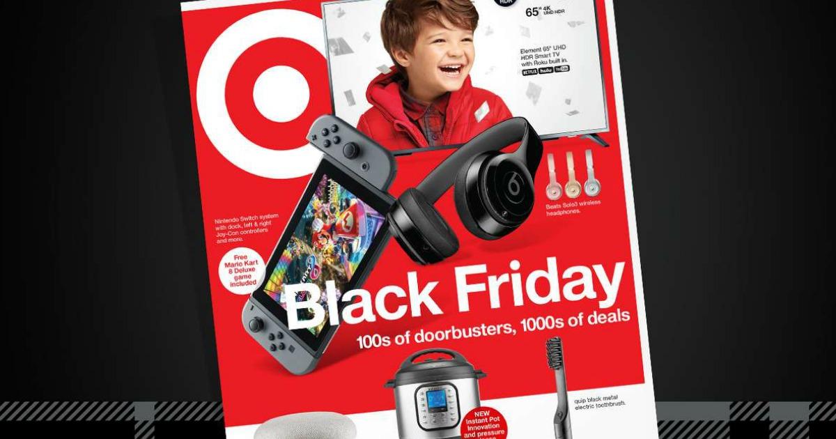 Target Black Friday 2019 Ad Scan
