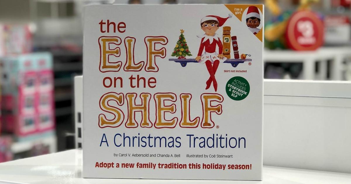 elf on the shelf at target