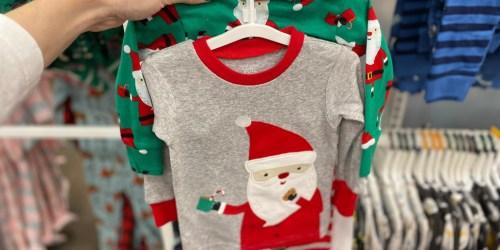 25% Off Kids, Baby, & Toddler Sleepwear at Target + Free Shipping
