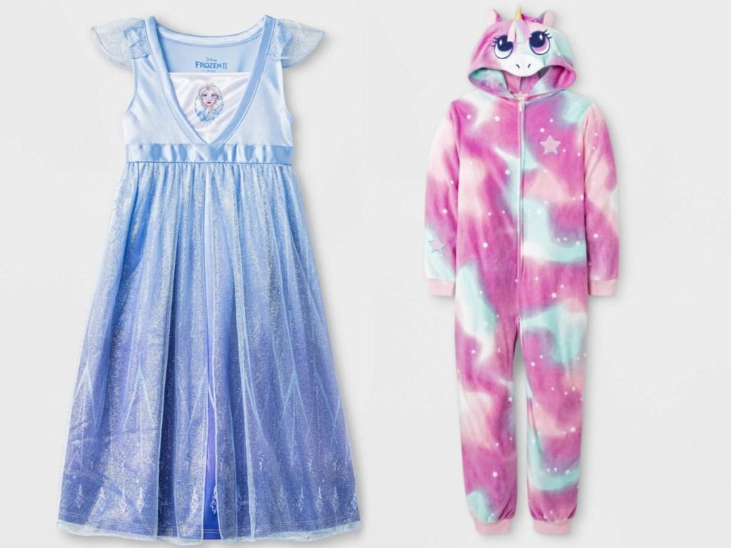 toddler-girls-frozen-elsa-night-gown-blue