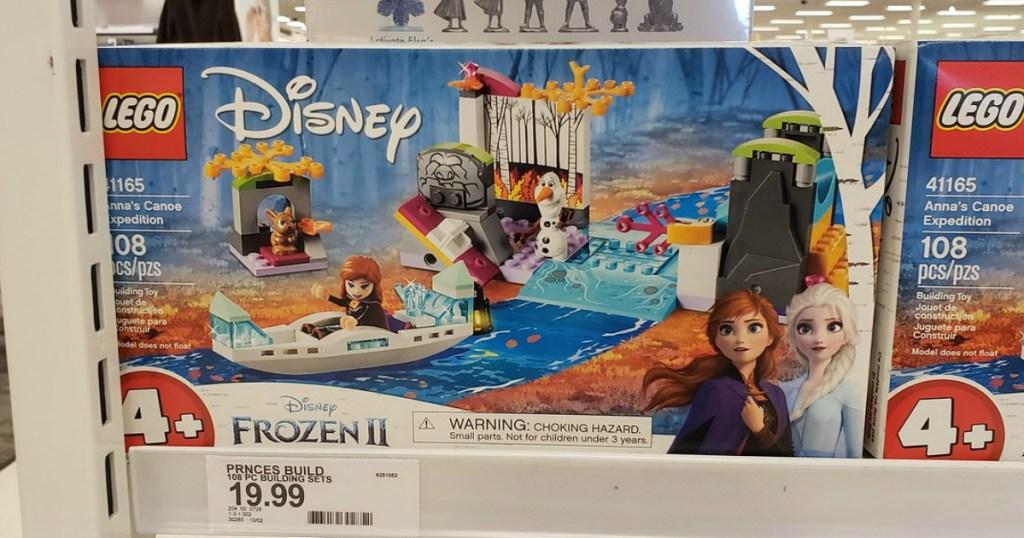 disney frozen II legos at target