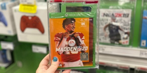 Madden 20 PlayStation 4 or Xbox One Game Just $19.99 on Target.com (Regularly $60)