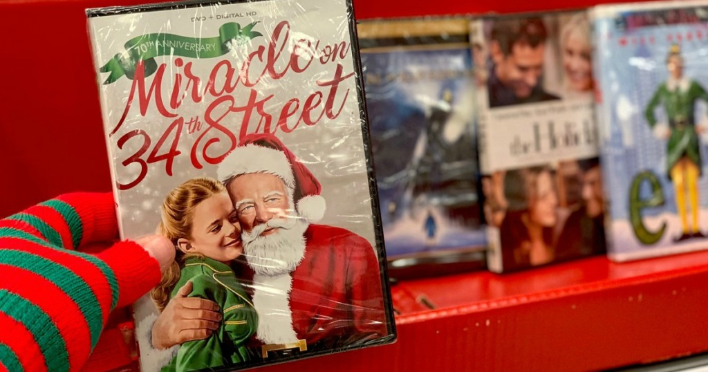 miracle on 34th street movie at target
