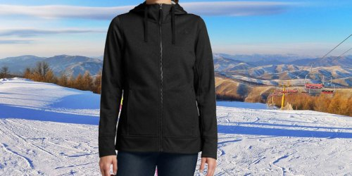 The North Face Women's Fleece Jacket Just $49.98 Shipped (Regularly $99)