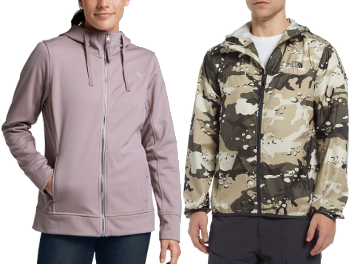 The North Face Women's Mattea Fleece Jacket