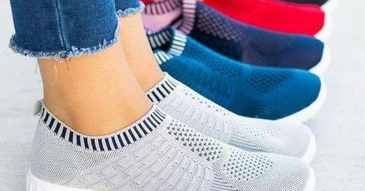 Up to 70% Off Tiosebon Women's Shoes