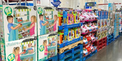 15 of the Hottest Toys at Sam's Club for Christmas 2020