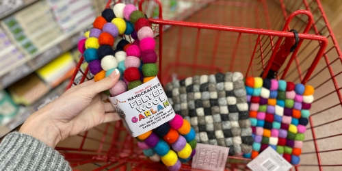 Are These Felted Wool Garlands Trader Joe's Next Viral Holiday Product?