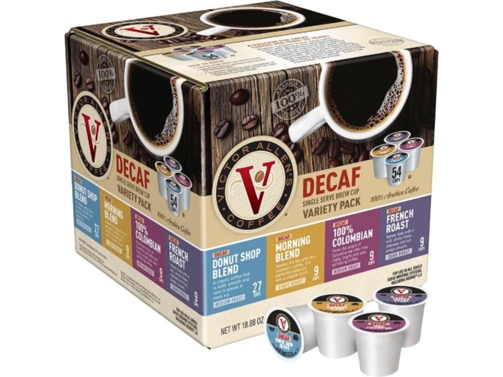 victor-allens-decaf-variety-pack-coffee-pods-54-pack