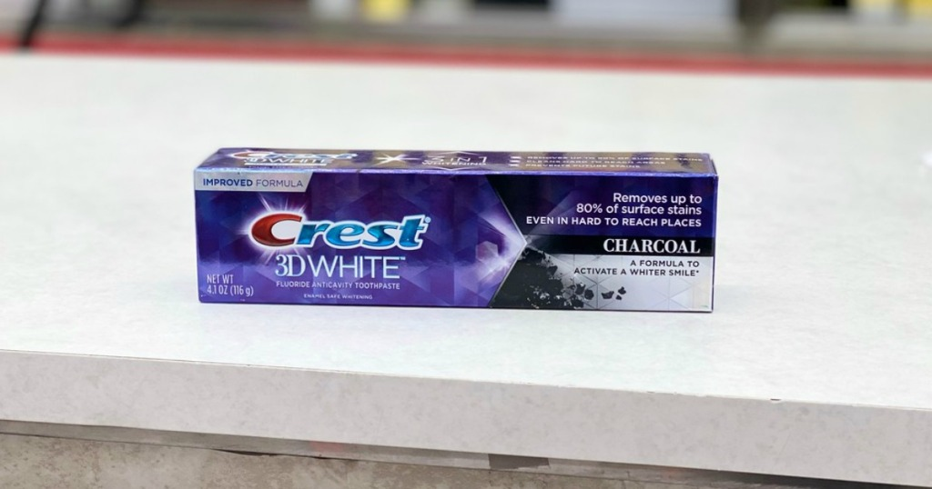 walgreens crest toothpaste