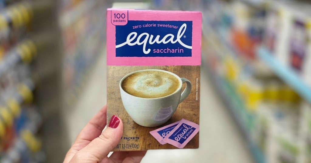 equal sweetener at walgreens