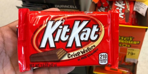 Kit Kat 36-Count Chocolate Bars Only $17.99 Shipped on Amazon | Sweet Stocking Stuffers