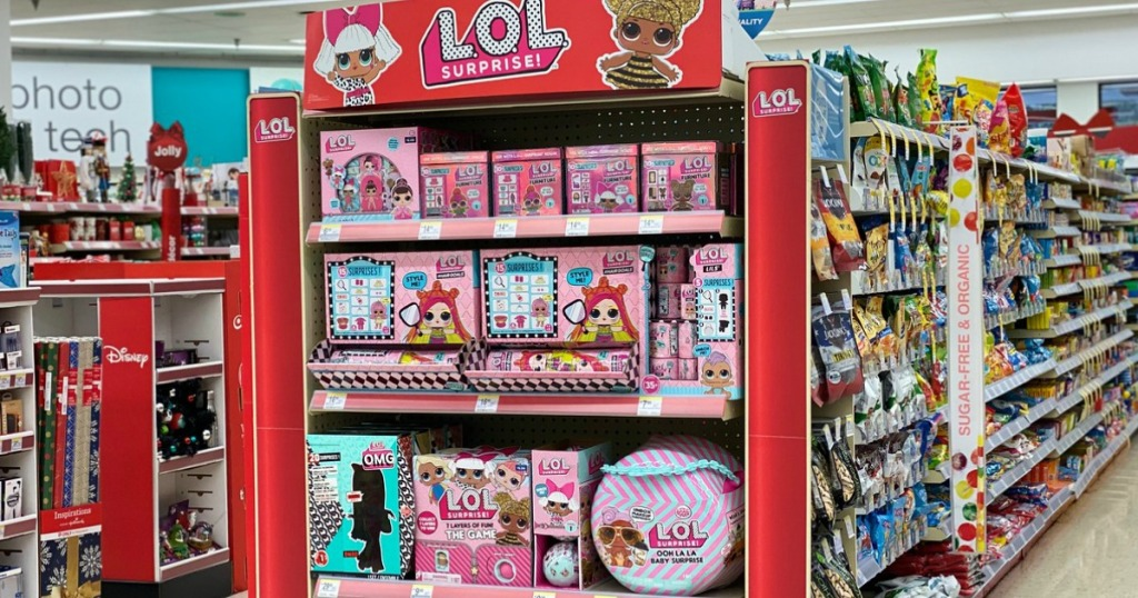 l.o.l. surprise! toys at walgreens