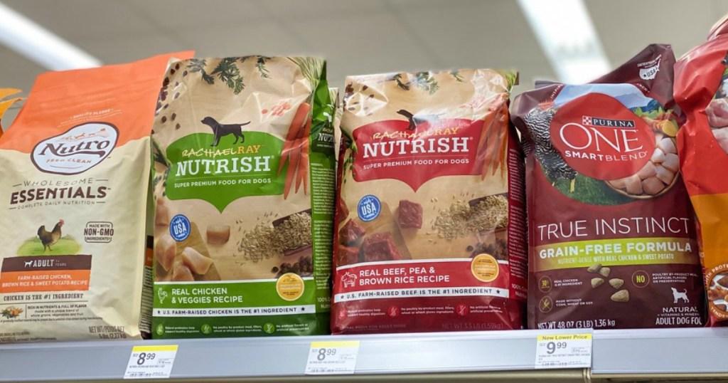 rachael ray nutrish dog food at walgreens