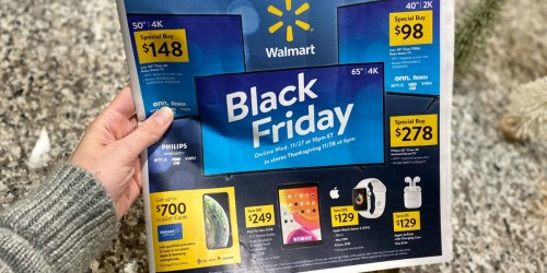 All the Hottest Walmart Black Friday 2019 Deals | Bikes, Toys, Movies & More