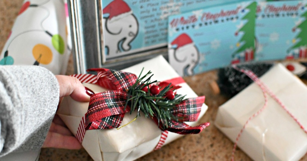 White Elephant Game Gift Exchange Rules Free Printable Invitations