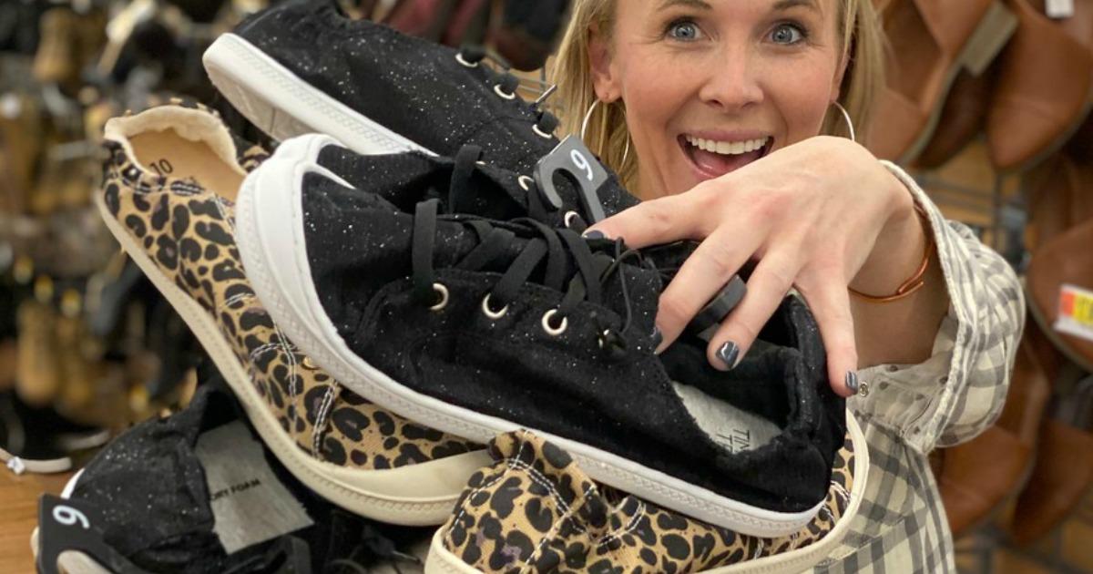 Under $10 Women's Shoes From Walmart