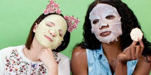 7 Face Masks + Bonus Items UNDER $5 Shipped | Great Stocking Stuffers