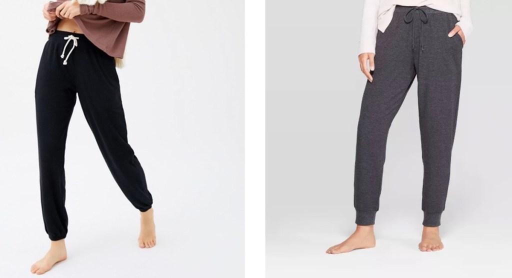 wommen's jogger pants