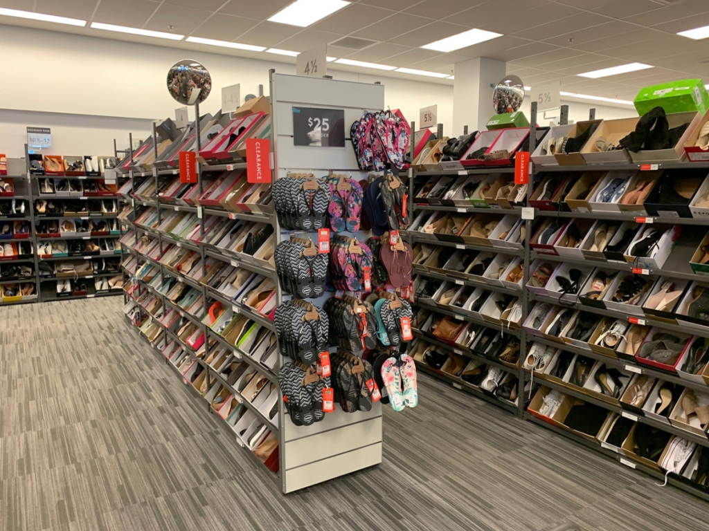 Women's shoes at Nordstrom Rack