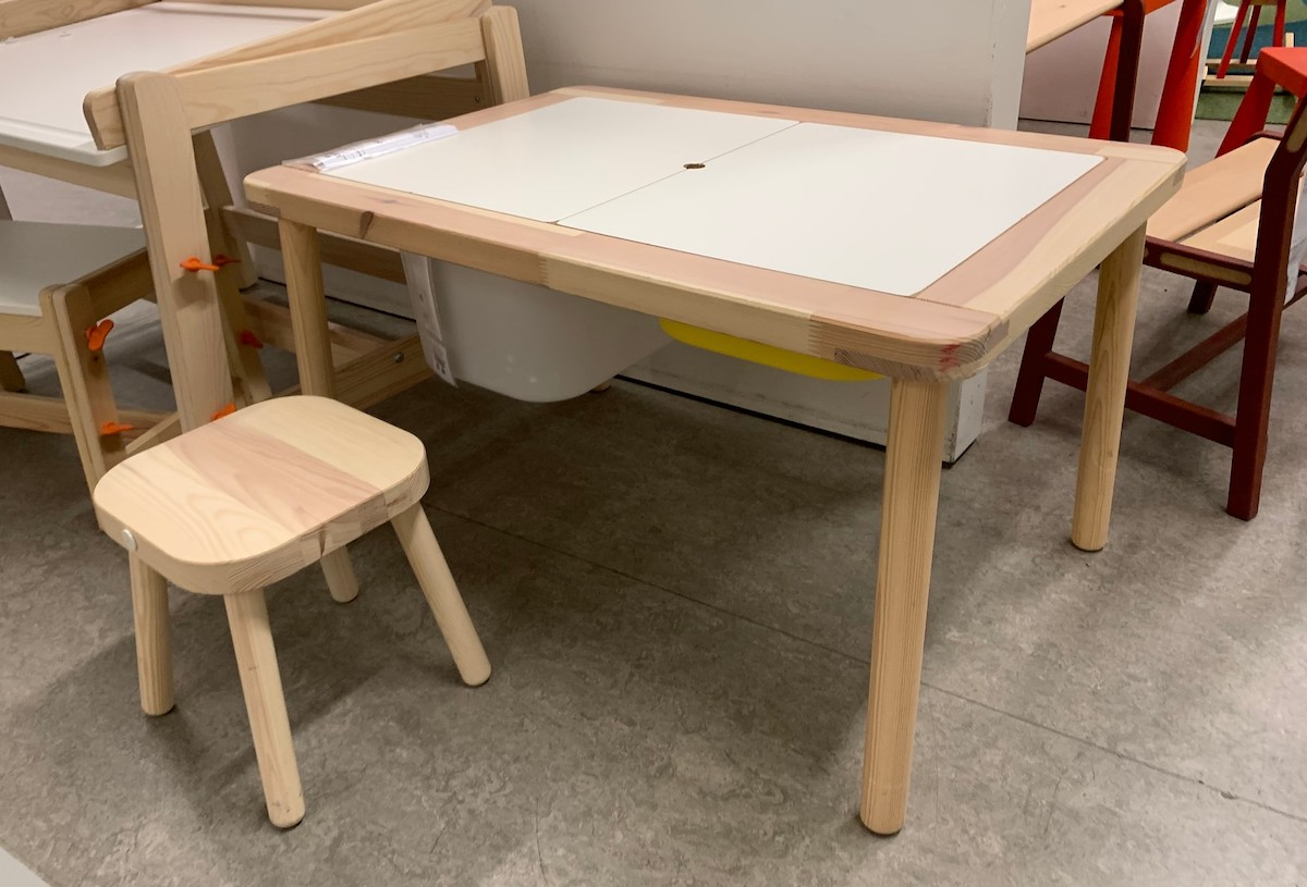 Picture of: The Best Ikea Kids Tables Chairs Prices Start At 29 99 Hip2save